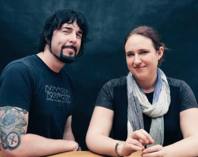 Jay Kristoff and Amie Kaufman