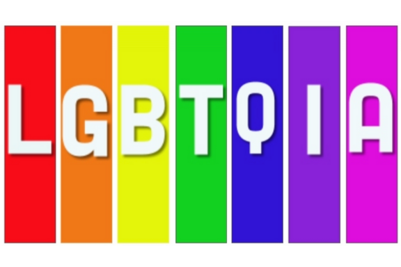 lgbtqui mini sign