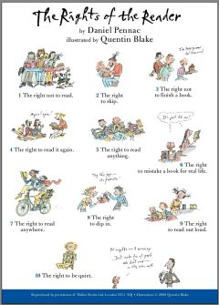 rights of the reader